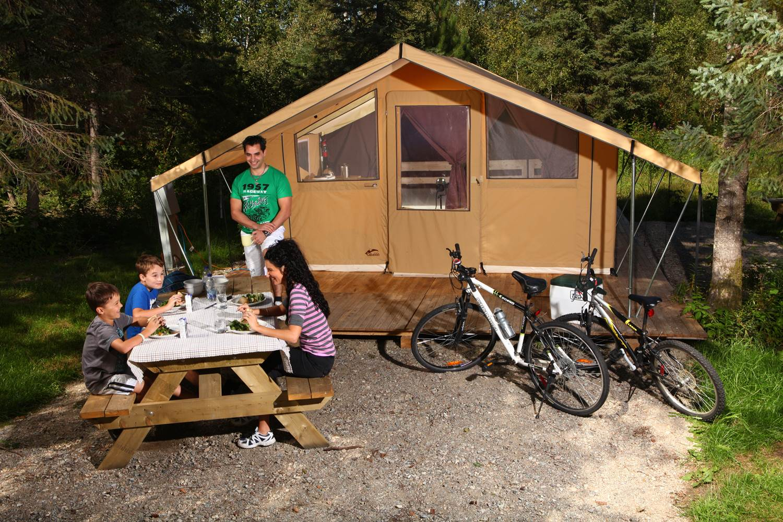 Pret A Rabais >> Camping municipal